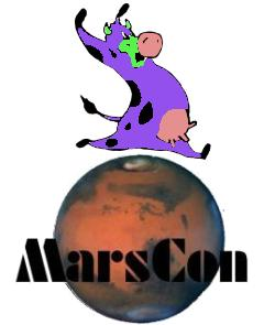 Cow and Mars