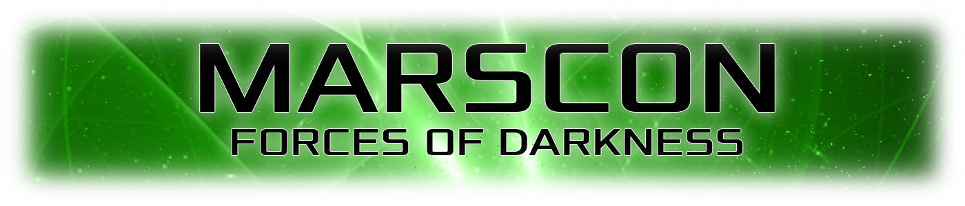 MarsCon - Forces of Darkness