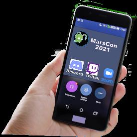 MarsCon-in-a-phone